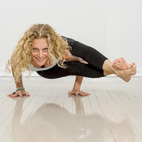 Yogahelg med Henriette Lien 8.-9. Desember 2018