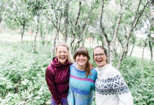 AVLYST: Mini- Yoga Workshop med jentene fra RÅ Yoga- Inspirasjon til oppstart av grunnleggende egenpraksis
